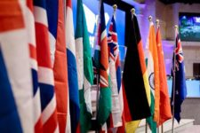 flags of nations - transform our world conference 2017